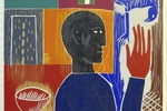 Mimmo Paladino's Symbolic Humans Bridge Antiquity and Modernity