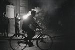 "Sabine Weiss's ""Velo nuit Naples"" at Holden Luntz Gallery"