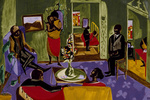 Happy Birthday to Harlem Sensation Jacob Lawrence