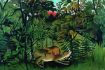 Rousseau at the Fondation Beyeler
