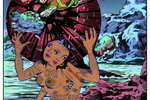 Chitra Ganesh: Sci-Fi from the Seventies