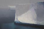 Stephanie London's Symbolically Charged Icebergs