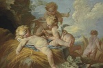 "François Boucher's ""Putti"" Paintings"