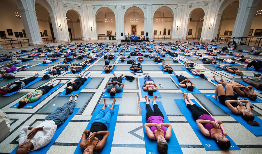 Why the Rise of Workout Classes in Museums Should Worry Art Lovers