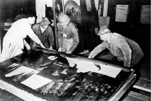 Nazi Families Bought Jewish Heirs' Artworks Back from Museums after World War II—Here's How