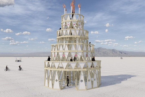 Burning Man Artists on 11 of This Year's Most Anticipated Artworks