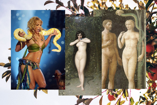 Long Demonized in Art, Eve Has Become a Pop Culture Icon