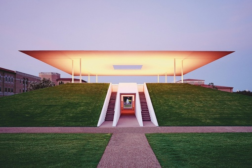 How James Turrell Transforms the Sky into Art