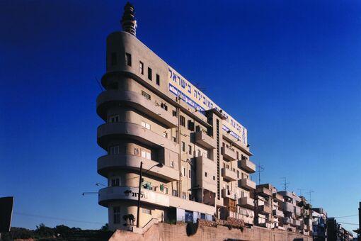 How Tel Aviv Became Home to 4,000 Bauhaus Buildings