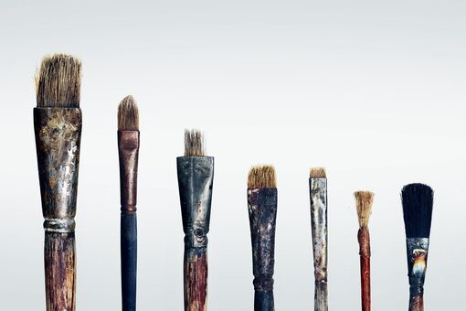 "You Can Now Paint a Digital ""Scream"" Using Edvard Munch's Brushes"