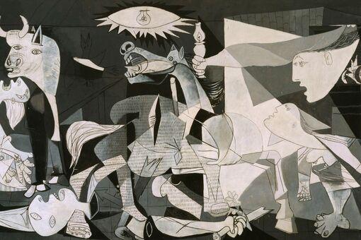 "Pablo Picasso's ""Guernica"""