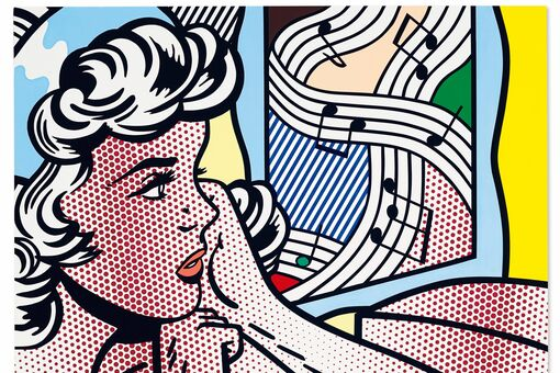 $46.2-Million Lichtenstein Nude Drives Christie's Global Relay Auction