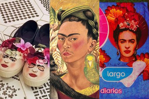 How Frida Kahlo Became a Global Brand