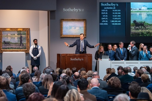 I Thought I Knew the Art World—Then I Went to My First Auction