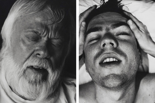 The Woman Who Photographed Mike Kelley and John Baldessari Mid-Orgasm