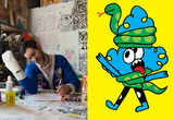 How Jon Burgerman Turned Doodling into a Day Job