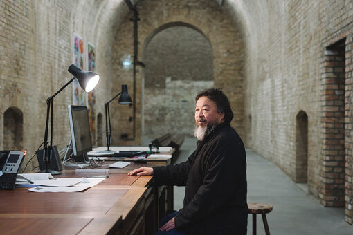 Ai Weiwei Speaks about His Divisive Responses to the Syrian Refugee Crisis, Lego, and His New Life in Berlin