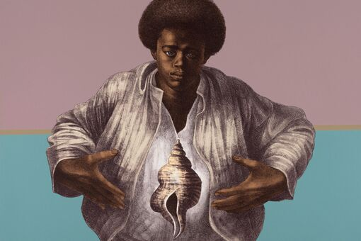 Charles White's Artworks Made Him an Icon for Black Artists