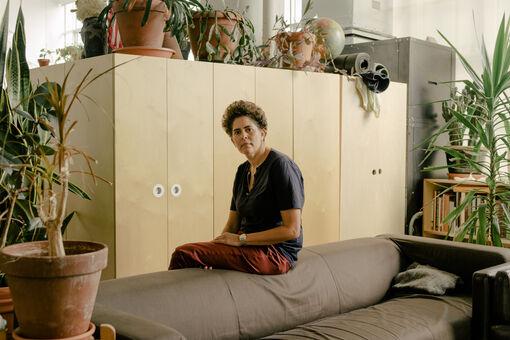 Julie Mehretu Paints to Make Sense of a Violent, Chaotic World