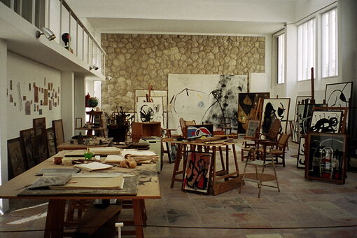 9 Famous Artists' Studios You Can Visit, from Jackson Pollock to Barbara Hepworth