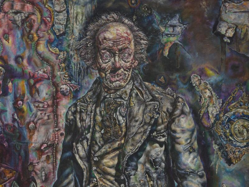 Rediscovering Ivan Albright—and His Grotesque Subject Matter - Artsy