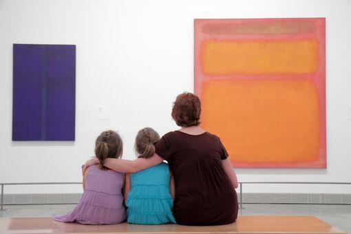 How to Teach Art to Kids, According to Mark Rothko