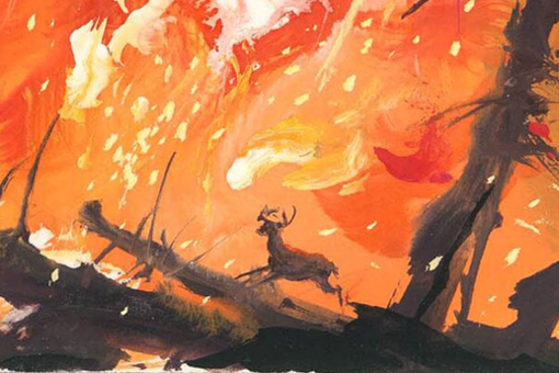 """Why the Artist behind Disney's """"Bambi"""" Still Influences Animators Today"""