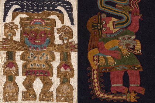 These Andean Textiles Provide Clues to a Complex Ancient Culture