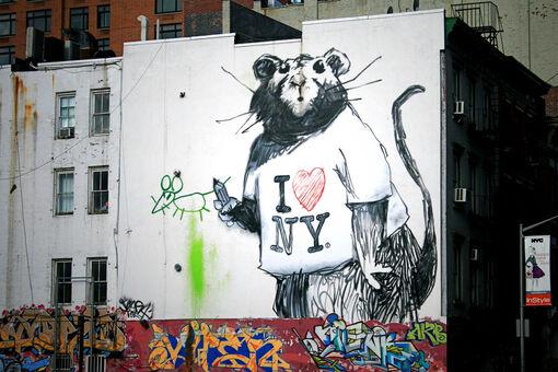 How a Logo Made the World Love New York Again