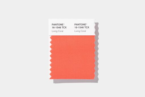 A Brief History of Living Coral, Pantone's Color of the Year