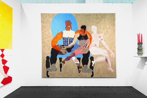 The 12 Young Painters You Need to Know at NADA New York