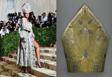 """The Met's """"Heavenly Bodies""""—and Rihanna's Hat—Examines Power in the Catholic Church"""
