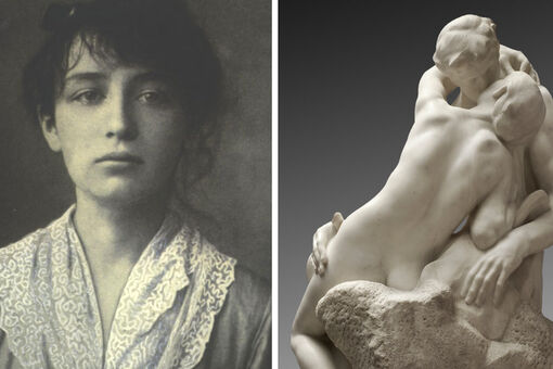 The Bold Female Sculptor Who Inspired Rodin's Most Sensual Work