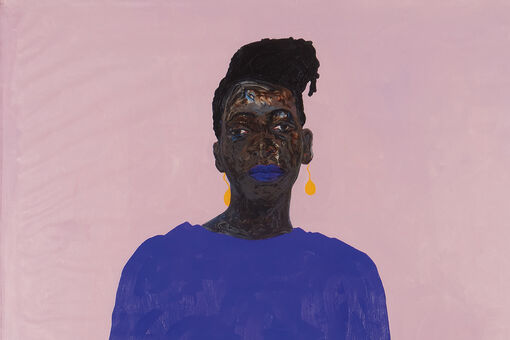 Titus Kaphar and Amoako Boafo Works Star in Phillips's Sold-Out Virtual Evening Auction