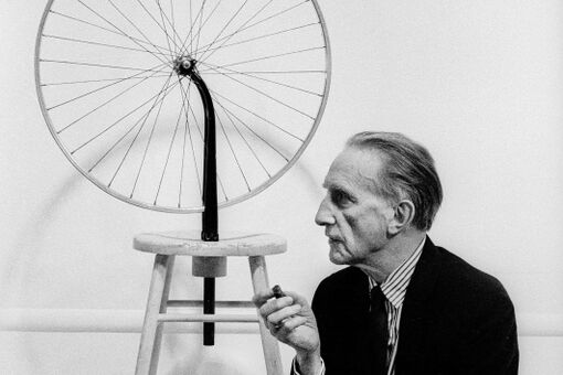 """Marcel Duchamp's """"Bicycle Wheel"""" Led Me to Devote My Career to One Artist"""