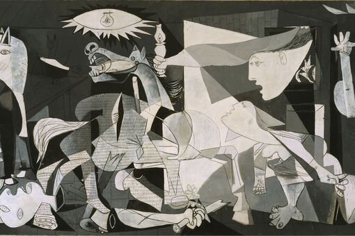 """This Artwork Changed My Life: Pablo Picasso's """"Guernica"""""""