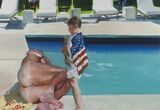 In Eric Fischl's Paintings of Trump's America, Daddy's in Trouble