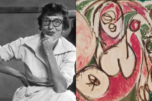 Lee Krasner on How to Be an Artist