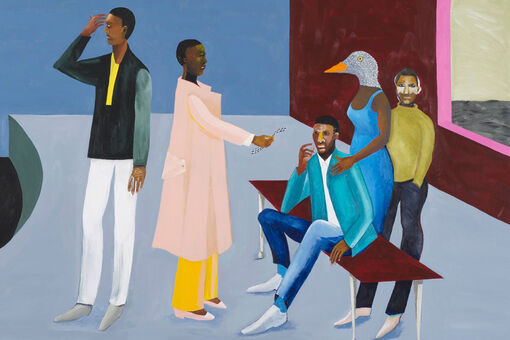 Lubaina Himid Helped Put Black Artists on the Map in Britain