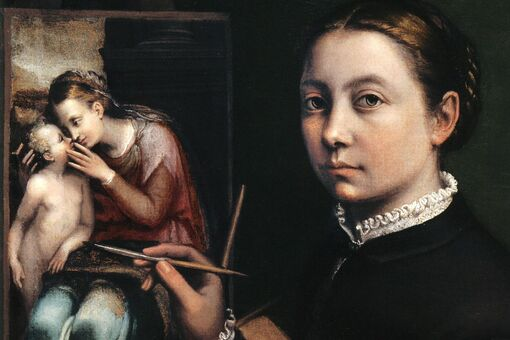 Why Female Artists Have Used the Self-Portrait to Demand Their Place in Art History