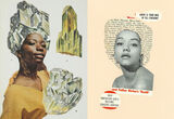 Hair Is a Vibrant Source of Power in Lorna Simpson's Fantastical Collages