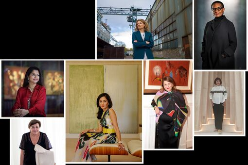 How These 7 Women Are Making the Art World More Diverse