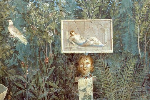 The Frescoes in Pompeii's Lavish Villas Reveal the Fabulous Lives of Ancient Romans