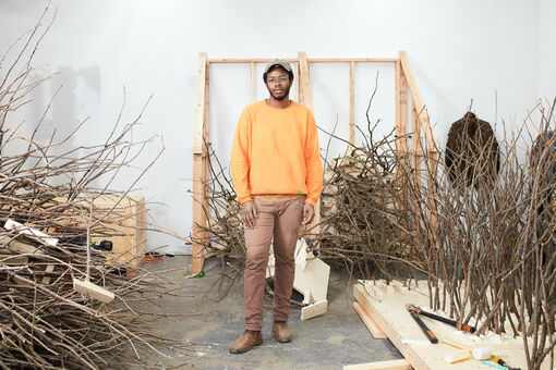 Artist Hugh Hayden Is Working to Create a More Just and Diverse Art World