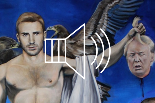The Artsy Podcast, No. 39: What Happens When Art Threatens the President