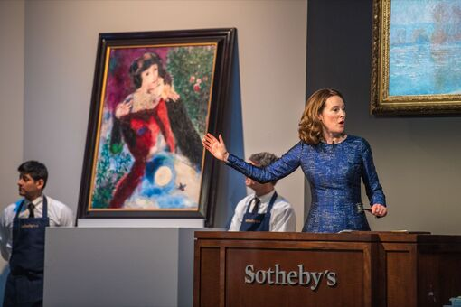 $269.6 Million Sotheby's Impressionist and Modern Sale Led by Record-Breaking Chagall