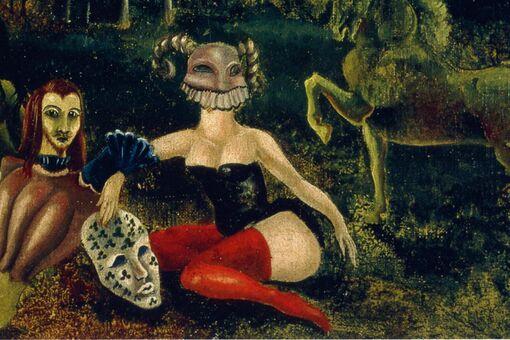 Leonora Carrington Brought a Wild, Feminist Intensity to Surrealist Painting