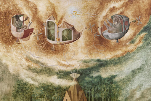 Remedios Varo's Surrealist Paintings Are Enchanting the Art Market