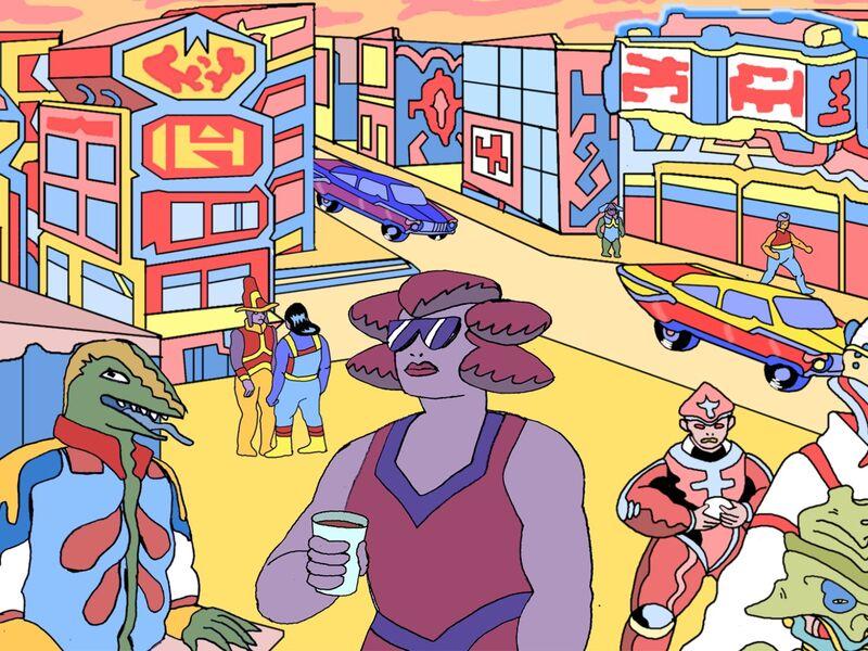 10 Cartoonists Every Art Lover Needs To Know Artsy