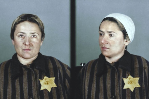 Auschwitz Photographs Hidden from the Nazis Are Given New Life in Color